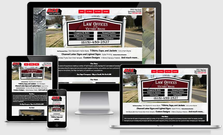 Moondog Web Design | Murfreesboro TN website design